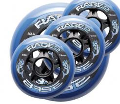 KOLEČKA BASE RAGE 2 64MM/83A - SADA 4KS