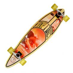LONGBOARD KRYPTONICS SURF MAP