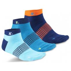 PONOŽKY SALMING RUNNING ANKLE SOCK 3-PACK