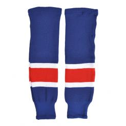 Štulpny Schanner Hockey Socks New York Rangers