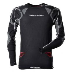RIBANO SHER-WOOD COMFORT COMPRESSION UNDERWEAR TOP