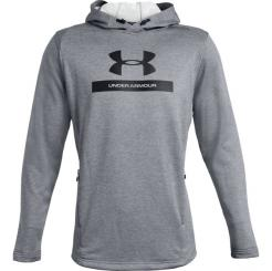 MIKINA UNDER ARMOUR MK1 TERRY GRAPHIC HOODIE 1320666-035