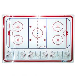 BERIO COACH FLEX - TACTICBOARD MIDDLE 81CM x 61CM