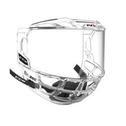 PLEXI CCM FULL FACE VISOR FV1 JR