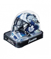 MASKA FRANKLIN NHL® TEAM SERIES MINI GOALIE MASK - TORONTO MAPLE LEAFS