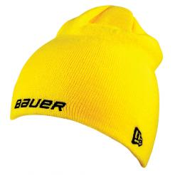 ČEPICE BAUER New Era® Knit Toque YELLOW (1047133)