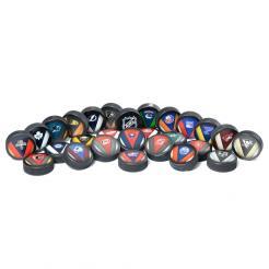 Hokejový puk Sher-wood NHL Puck Stitch