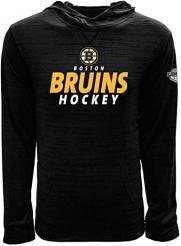 Hokejová mikina NHL Boston Bruins Static Anchor Hood