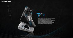 Hokejové brusle True TF7 SR