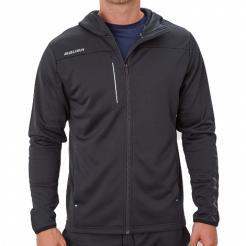 Pánská mikina Bauer Vapor Fleece Zip Hoodie SR (1056822)