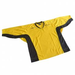 Dres Sher-wood Pro Practice Jersey yellow-black SR