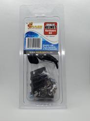 Příslušenství brankářská maska NASH Goal Helmet Hardware Kit (1 Mask)